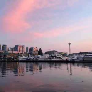 Seattle Donut Boat Sunset Cruise gift card